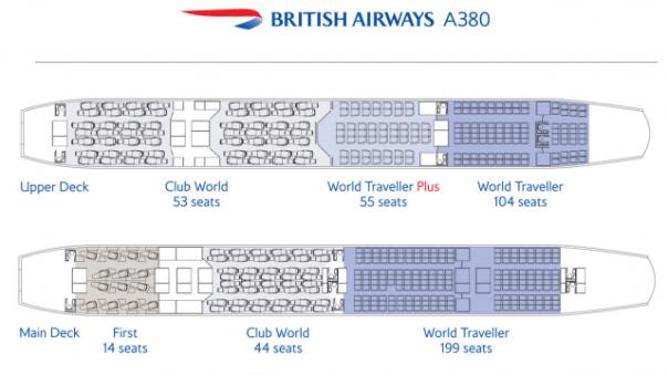 Ba A380 Seat Map Ba A380 Seat Map | Bedroom 2018