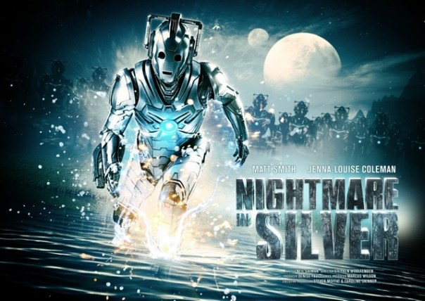 Review of Doctor Who Nightmare in Silver