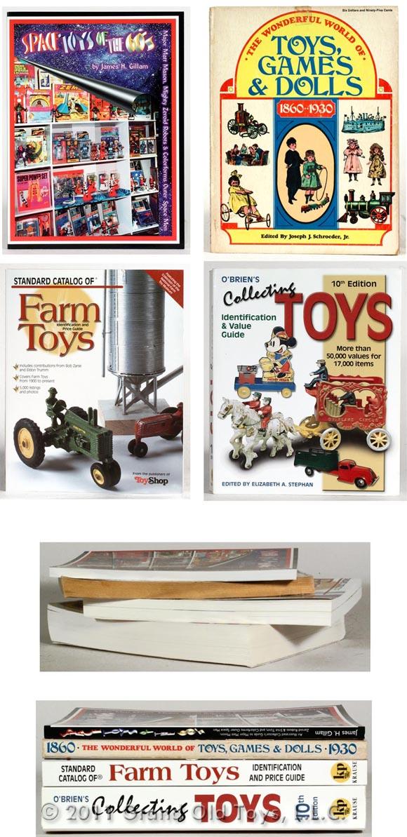 Catalog 1930 Sears Toys