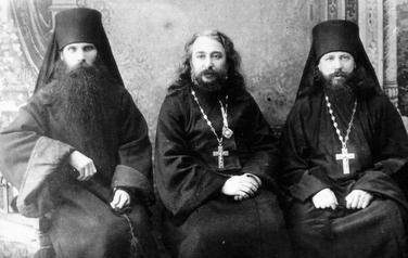Фотография священников, Тифлис, 1905 год / ruguard.ru
