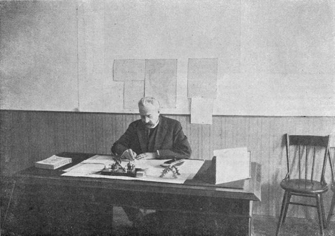Князь Г.Е. Львов, председатель Совета Министров и министр внутренних дел