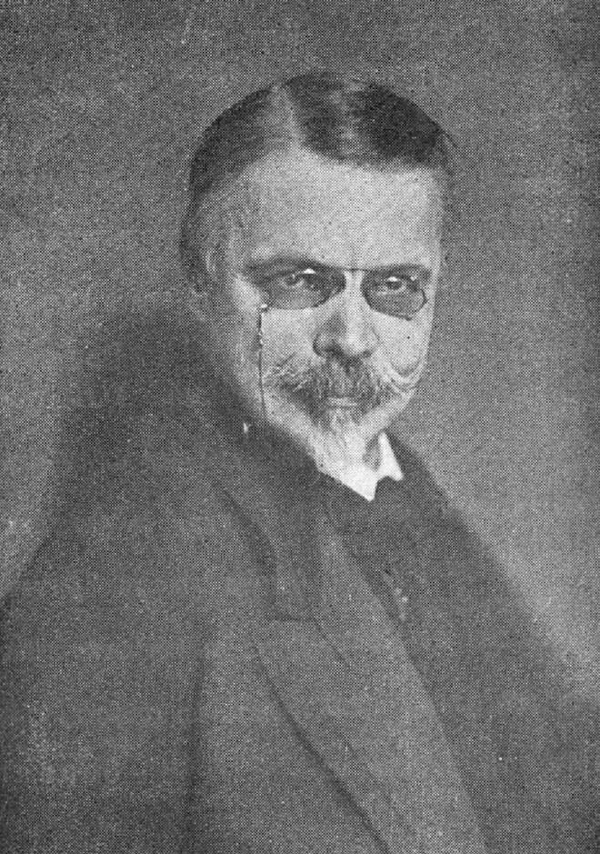 Ф.И. Родичев, министр по делам Финляндии. Член Г. Думы от Петрограда