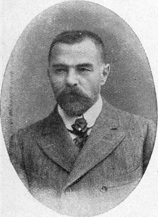 С.К. Шидловский 1-й. Член Г. Думы от Воронежской губернии