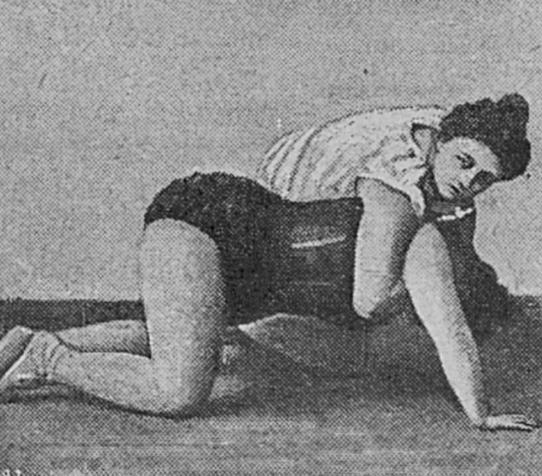 Гизела Штейлингер (Берлин) и роза Катовская (Москва)