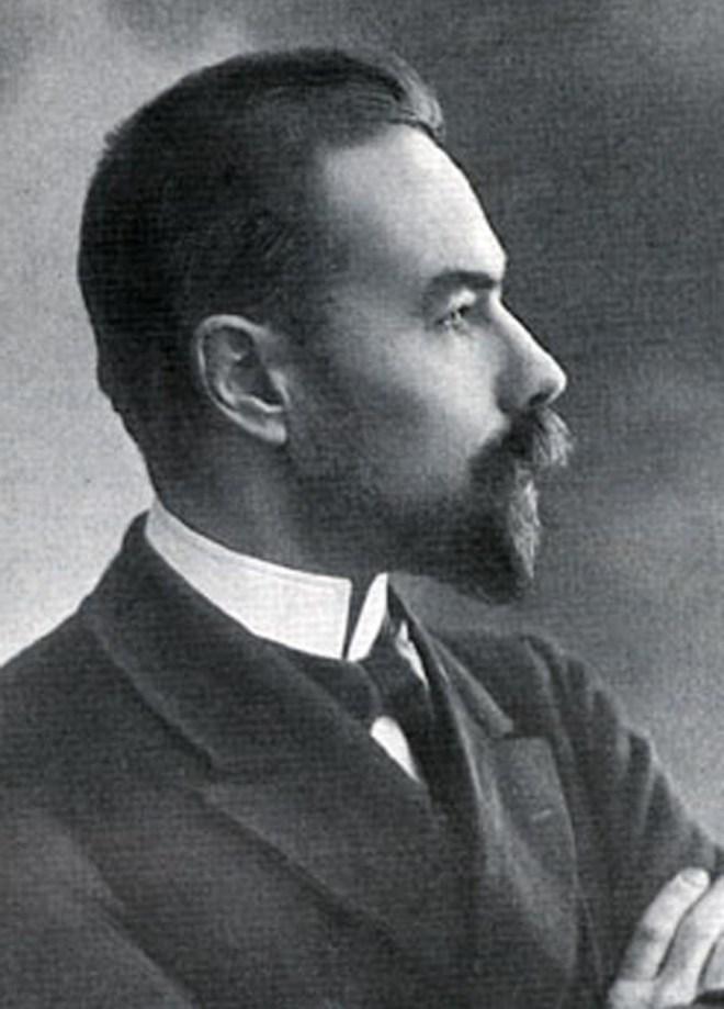 Валерий Брюсов (Аврелий)