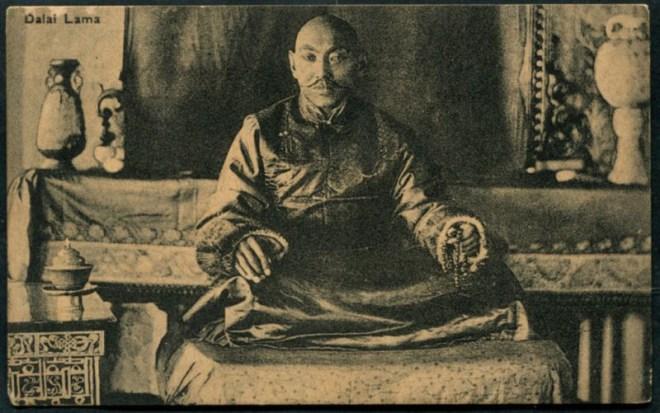 Далай-лама XIII (1876-1933)