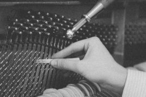 Настройка и ремонт фортепиано (пианино, роялей) в Минске настроить
