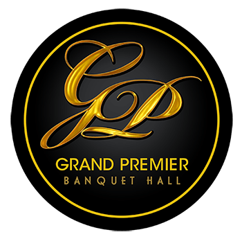 Grand Premier Banquet Hall Logo