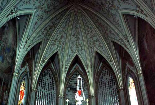 Église du Mont-St-Hilaire