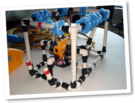 Underwater Robotics for all ages