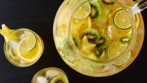 Starfruit Sangria