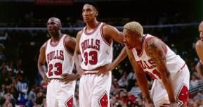 Jordans Bulls