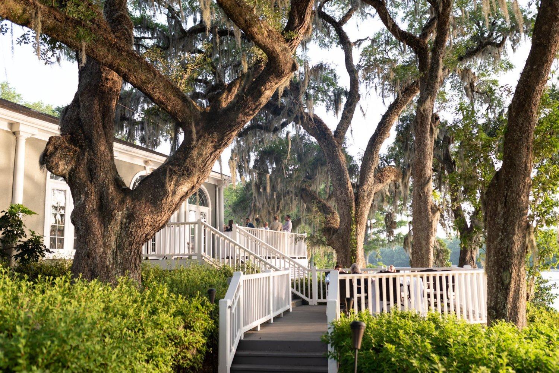 Kimbel's restaraunt - Wachesaw Plantation