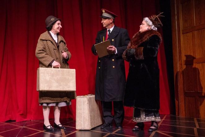 Murder on the Orient Express 4