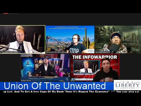 Union Of The Unwanted W/ Roger Stone  Live Swapcast
