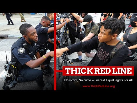 The Thick Red Line w/ Howard Lichtman – Ending Victimless Crimes to Bring About Harmony