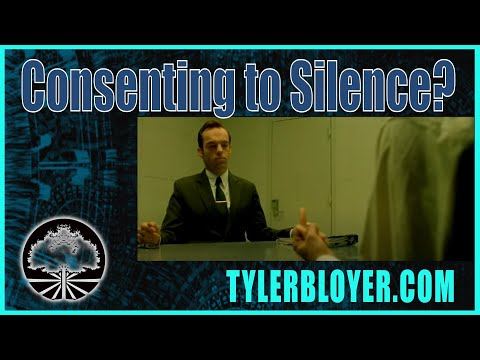 Consenting to Silence | TylerBloyer.com