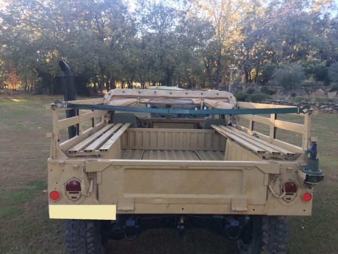 Vehículos de escena alquiler de coches alquiler de camiones vehículos militares tanque JeepHummer 4x4 militar atrezzo militar coches para cine 19 1024x768 - Alquiler de vehículos militares, alquiler de camiones de bomberos.