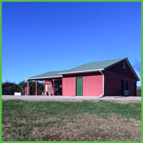 Camping Store, Bath Houses, Restrooms, Laundry Room, Patio