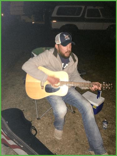 Live Music Around the Campfire