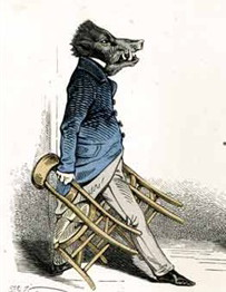 grandville-animals-319-breitbart-boar-takes-on-lefties-close-up