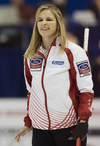 CURLING-WOMENS WORLDS/