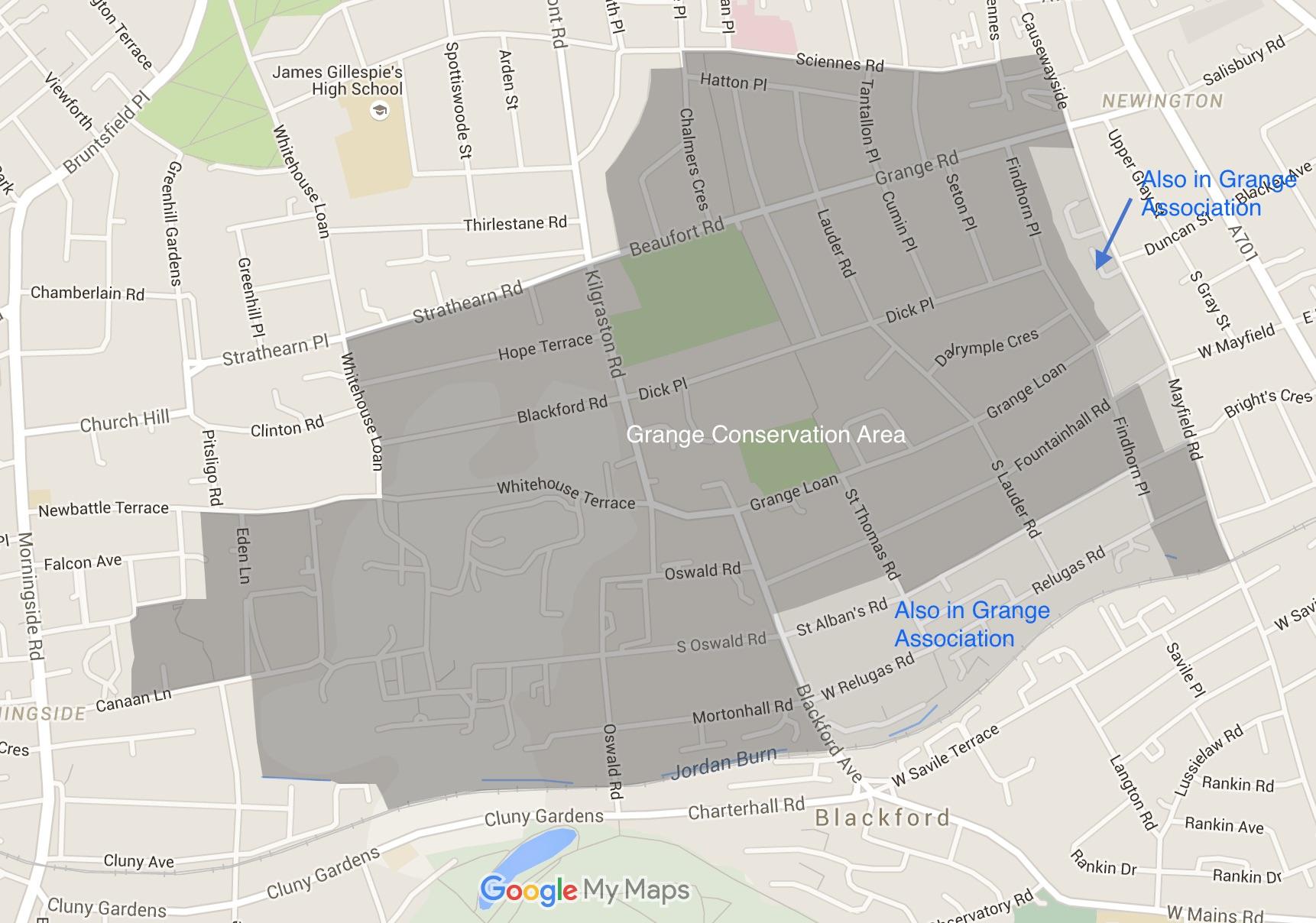 Grange-Map