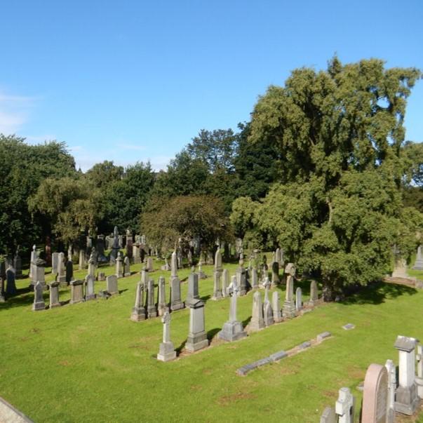 Cemetery-square