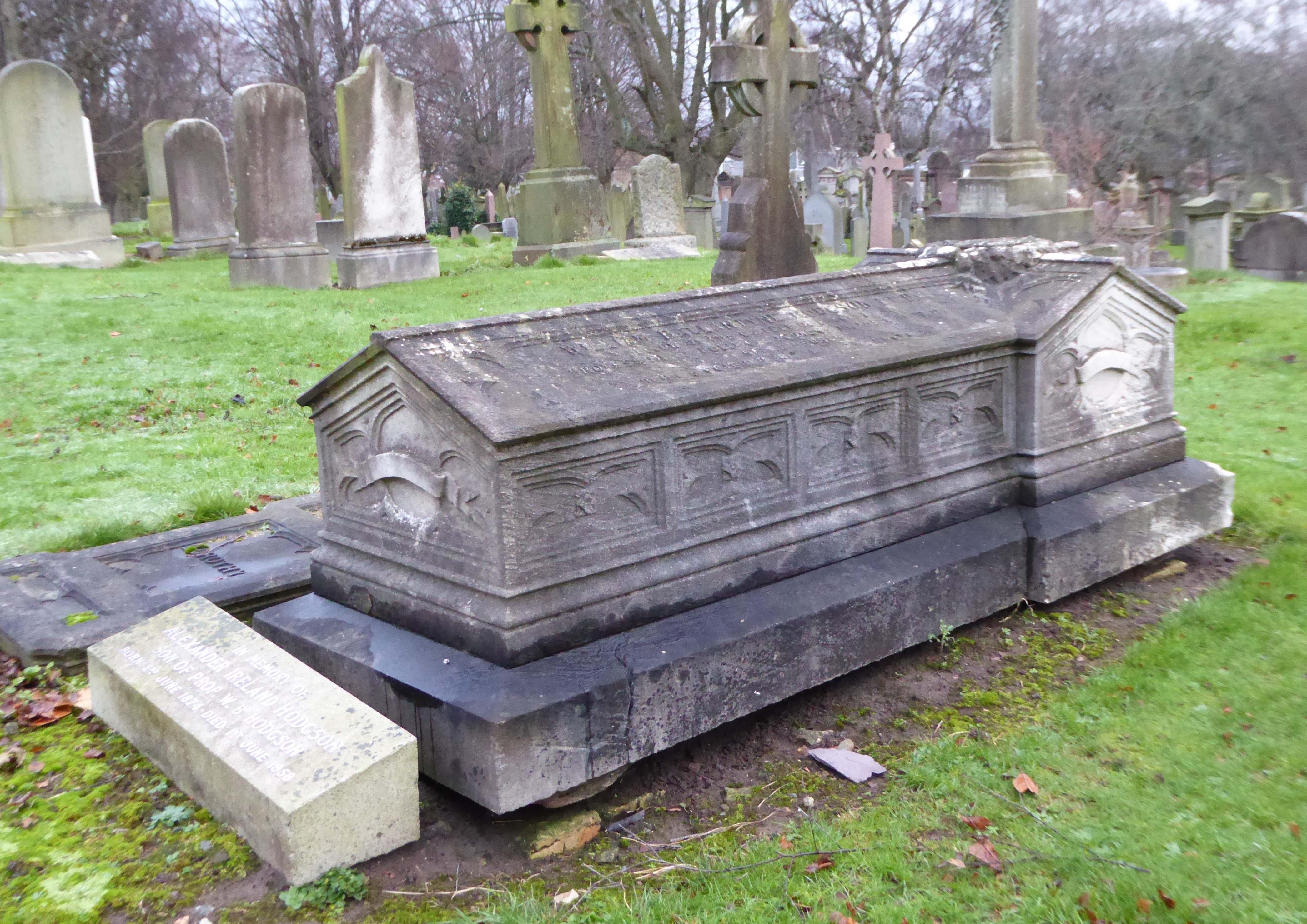 Hodgson grave