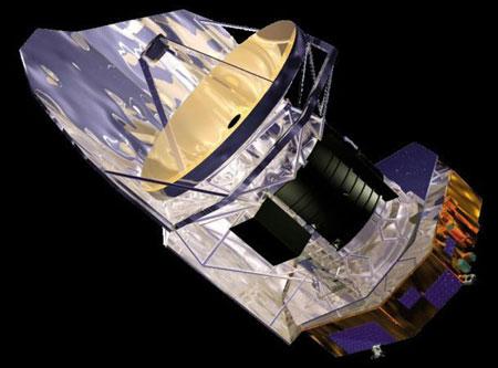 Herschel. Изображение ESA