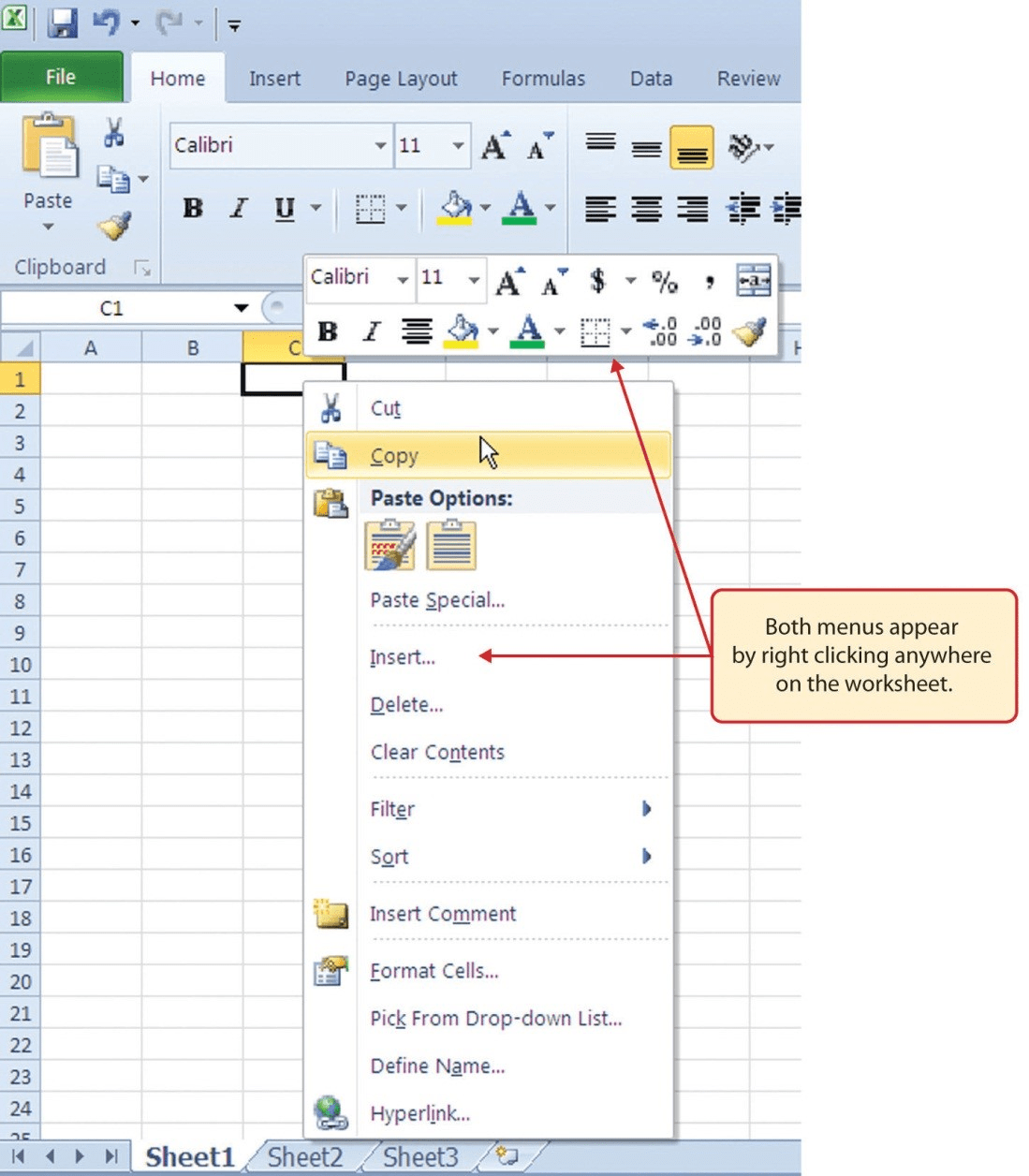 Overview Of Microsoft Excel Math For Our World