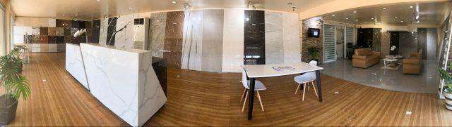 Showroom of Saint Mark Construction Supply in EDSA Balintawak