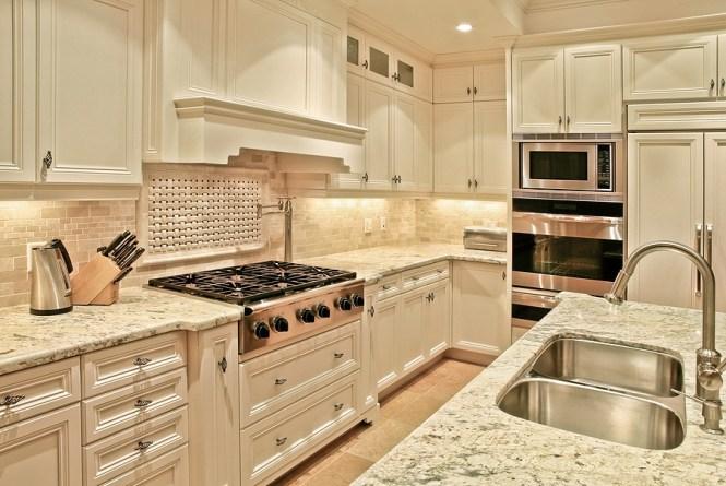Granite Countertop Design And