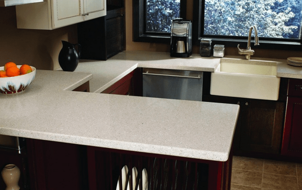 SileStone® Altair, from the Nebula Series, is featured in this recent kitchen renovation.