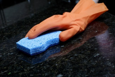 How to Clean stone