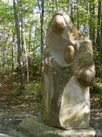 Of all the sculpture along my way, this was by far my favorite:Souls Of Peace by Gerard Montonri.