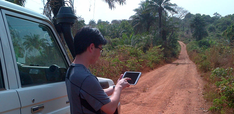 Mobile data collection