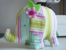 A Heather Bailey elephant