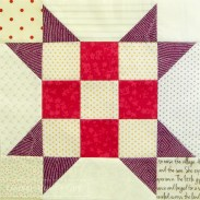 Sister's choice block, pattern by Bonnie Hunter