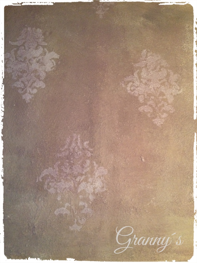 Wand-Vintage-13 Wie man langweiligen Wänden französisches Landhausflair verpasst