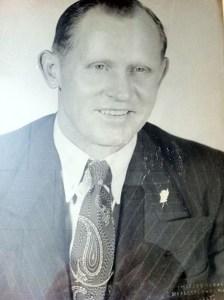 Floyd B. Adams middle aged