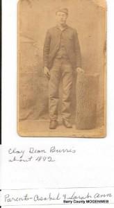 Clay Dean Burris