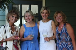 Friends of mine from teaching at Easton High School. From left: Ruth, Brenda, Nancy and Cheryl