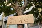 Spagna, Catalonia, Granollers - 3¼ anniversario del movimento Granollers in Transici˜