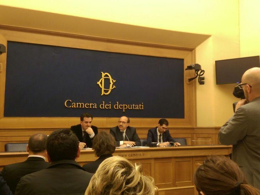 Conferenza stampa alla camera dei deputati granosalus for Rassegna stampa camera deputati