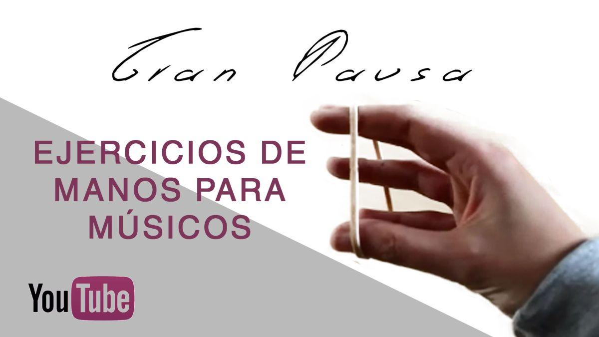 Ejercicios de manos y dedos para músicos - Vídeo