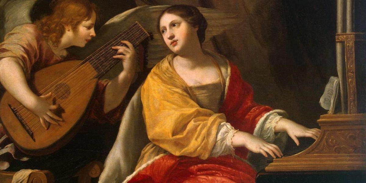 ¿Por qué es Santa Cecilia la patrona de los músicos?