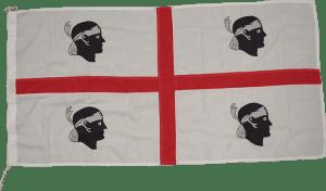 foto vlag Sardinië
