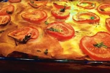 foto lasagne