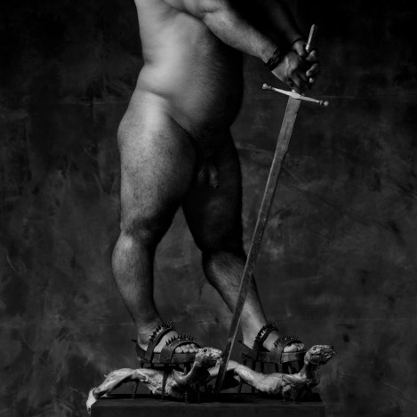 """""""Chessmen"""" Photography Project by Erwin Olaf"""
